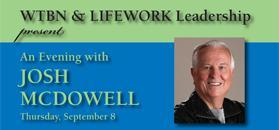 Evening with Josh McDowell presented by Lifework...