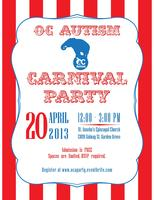 OC AUTISM & VPDCA:  CARNIVAL PARTY