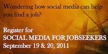 Social media for job-seekers 2: Skills that help you...