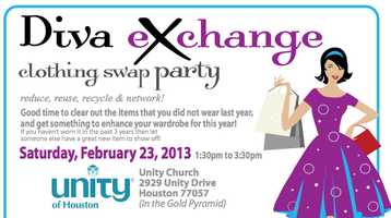 Diva Exchange Clothing Swap Party