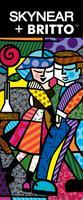 ROMERO BRITTO'S NEO-POP ART OPENING AT SKYNEAR DESIGNS...