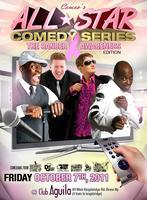 Cameo's *ALL STAR* Comedy Series: Cancer Awareness...