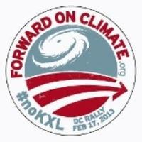Bus from Chicago to DC Climate Forward Rally