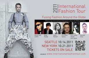 International Fashion Tour 2011 - SEA