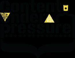 Content Under Pressure 2013