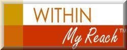 Within My Reach class - Wed evenings Sept-Oct