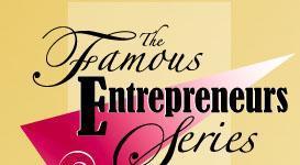 Famous Entrepreneur Series Sept 20th Alexander Manu