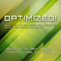 Optimized! Design and develop websites for...