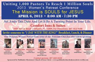 Uniting 1,000 Pastors To Reach 1M Souls Women's...
