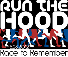 Run the 'Hood Virtual 5K/10K {Race to Remember 2012}