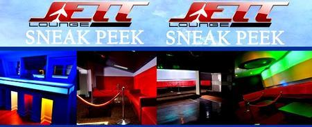 JETT LOUNGE::EACH & EVERY SATURDAY