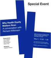 Why Health Equity Matters Now: A conversation with...