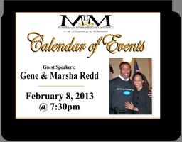 Gene & Marsha Redd Speak at Mount Moriah AME Church...