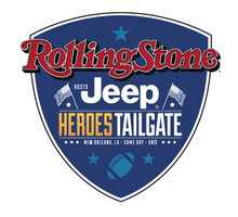 Rolling Stone  Jeep Heroes Tailgate w/ The Roots &...