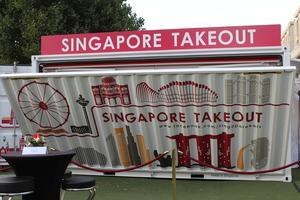 Register to win tickets to Singapore Takeout New York...