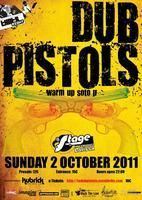 Dub Pistols @stage Larissa