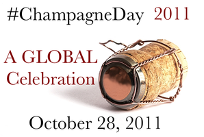 2nd Annual #ChampagneDay