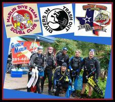 MDT Scuba Club ~ Trash Fest in New Braunfels Oct 1,...