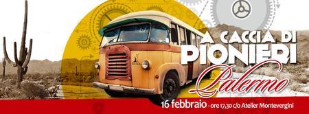 A caccia di Pionieri - Palermo