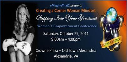 "Creating a Corner Woman Mindset - ""Stepping Into Your..."