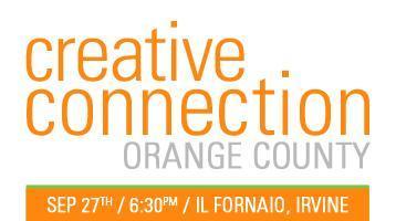 Creative Connection OC: September Meet-Up