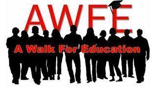 A WALK FOR EDUCATION (AWFE) 2012
