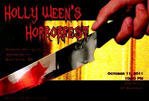 Holly Ween's Horrorfest