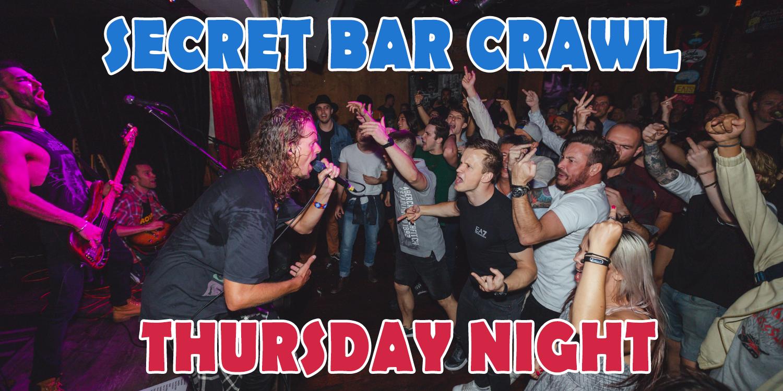 Darlinghurst & Surry Hills Secret Bar Crawl with Live Music & Stories