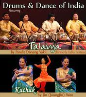Drums and Dance of India - Long Island Concert