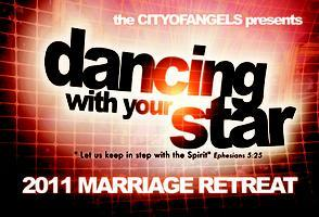 Dancing with your Star 2011 Marriage Retreat