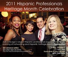 2011 Hispanic Professionals Heritage Month Celebration