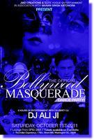 The Official HOLLYWOOD-BOLLYWOOD Masquerade Dance...