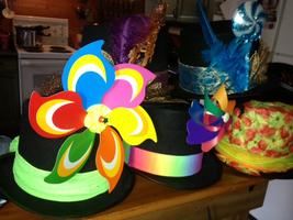 Retail - Mad Hatter Fun, Whimsical Pride Hats for...