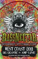 Bassnectar I Fresno, CA I Sept. 15th at the Rainbow...