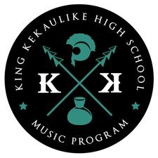 King Kekaulike High School Music Program logo