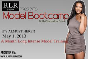 RLR Style Firm's Official Model Boot Camp