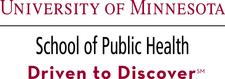 School of Public Health, University of Minnesota logo