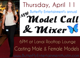AFW Model Call & Mixer