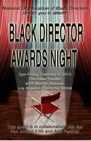 NATIONAL ORGANIZATION OF BLACK DIRECTORS AWARD NIGHT