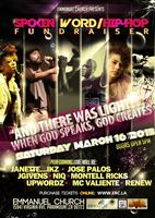 And there was light... Spoken Word/ Hip-Hop Fundraiser