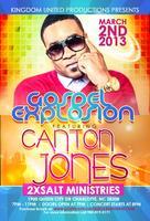 The  Gospel Explosion featuring Canton Jones