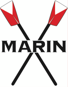Marin Rowing logo