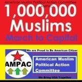 Million Muslim March on 9/11/13