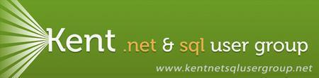 Kent .Net/Sql User group