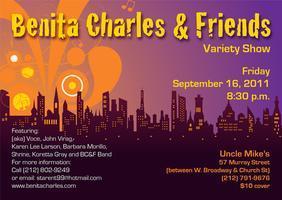 Benita Charles & Friends Variety Show