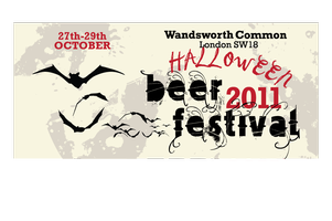 Wandsworth Common Halloween Beer Festival 2011 - 3rd...