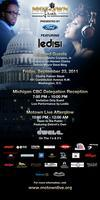 Michigan Congressional Black Caucus Delegation Receptio...