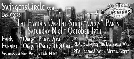 """The Famous On The Strip Swingers """"Orgy"""" Party - The..."""