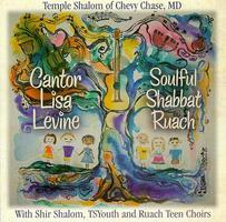 Copy of Soulful Shabbat Ruach CD Sale: Contemporary...