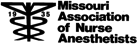 Missouri Association of Nurse Anesthetists  logo